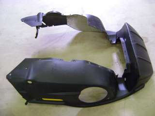 Ski doo 2002 MXZ 700 Black Belly Pan Formula Z 440 500 600 800 ZX X 00