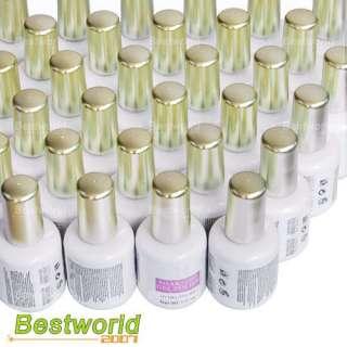 New 15ML Soak off Nails Art UV Gel Polish
