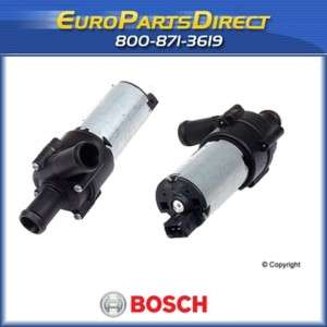 Bosch Aux Water Pump 0392020039 Audi A6 VW Golf Jetta