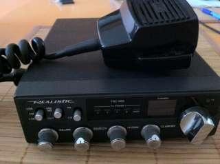 40 Channel CB Radio AM/SSB   TRC 465   Great Radio   s good