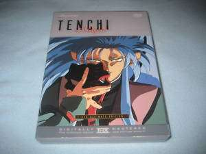 TENCHI MUYO! DVD ULTIMATE EDITION 3 DISCS SET PIONEER