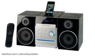 Musikanlage iPhone/iPod Dock DVD CD  USB AEG MC 4448 4015067003983