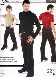 Jalie Mens & Boys Figure Skating Pants Sewing Pattern in 22 Sizes