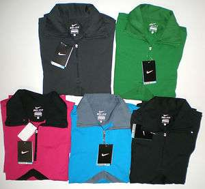 Women Dri Fit Training Long sleeve Shirt Half Zip Top XS S M L NWT $50