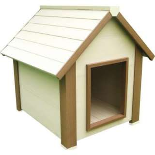 New Age Pet Eco Concepts Hi R Canine Cottage Insulated Dog House