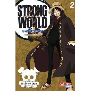 One Piece Strong World, Band 2  Jump Comics, Eiichiro Oda