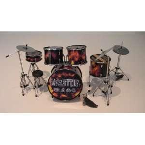 RGM315 Led Zeppelin Miniaturschlagzeug  Musikinstrumente