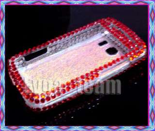 LG Vortex VS660 Verizon Hello Kitty Bling Case Cover #8