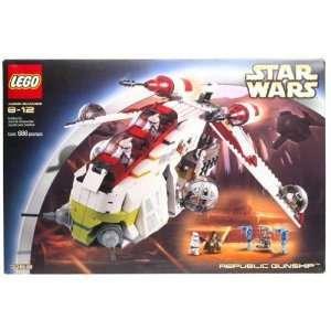 Lego Star Wars Republic Gunship 7163 5702014151857