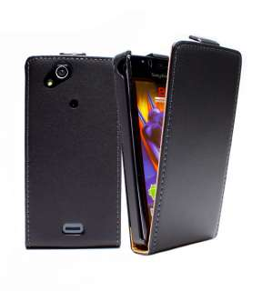 Sony Ericsson Xperia Arc , Arc S X12 Leder Tasche Etui Case Schutz