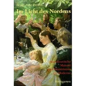 vom Klassizismus zur Moderne  Bengt Arne Person Bücher