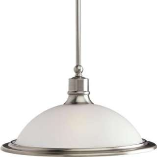 Collection Brushed Nickel 1 Light Pendant P5079 09