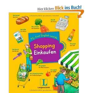 My first English words: Shopping   Einkaufen: .de: Joachim