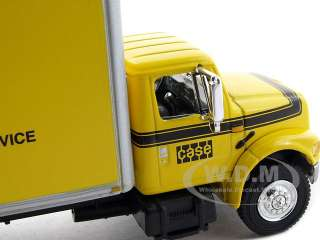 54 scale diecast car model of International Delivery Truck Case Sales