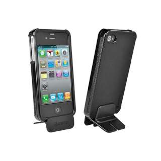 Griffin Elan Form Leather Case with Stand Hard Snap On Cover Verizon