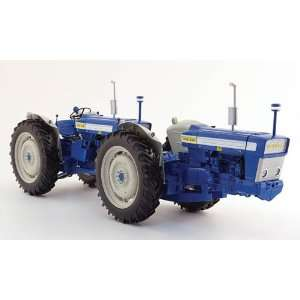 Ford DOE 130, blau/weiss, Four Wheel Drive, Modellauto, Fertigmodell