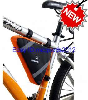 outdoor sports Cycling bike top tube Triangle bag package stand tool