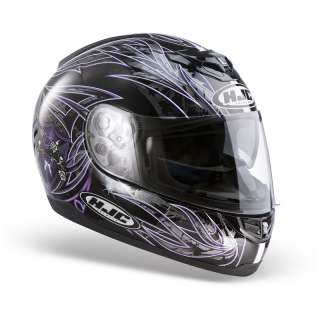 Helm HJC FS11 Duende MC31 schwarz lila Gr. S *NEU*