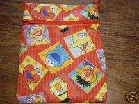 Elmo Sesame Street Zoe fabric kindle tablet case bag 1
