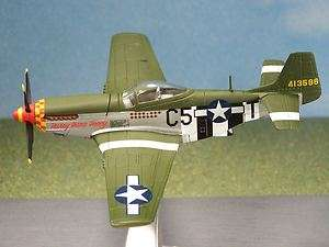 CORGI WARBIRDS P 51D Mustang~Hurry Home Honey~WB99616