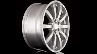 Silber Alufelgen Audi A3 A4 A6 Seat Leon Skoda VW Golf Passat