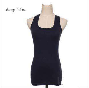 Sleeveless T Shirt Girls Tank Tops Ladies Cami Waistcoat Vest