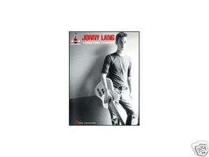 JONNY LANG LONG TIME COMING GUITAR TAB BOOK NEW JOHNNY