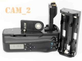 LCD Timer Battery Grip For Canon EOS 5D Mark II BGE6 uk
