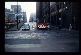 Duplicate Slide Streetcar Chicago CTA 678