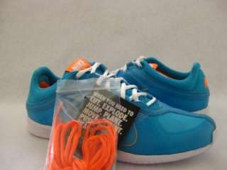 NEW NIKE ZOOM FLY SISTER ONE WOMENS BLUE WHITE SNEAKER SHOE SIZE 8.5