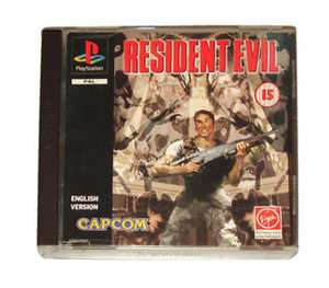 Resident Evil for Sony PlayStation 1 013388210107