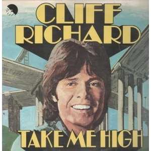TAKE ME HIGH LP (VINYL) UK EMI 1973: CLIFF RICHARD: Music