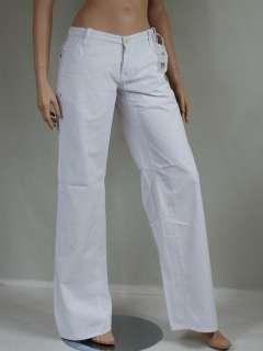 pantalon blanc femme G STAR RAW taille jeans W 26 T 36