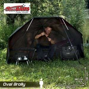 PACK BIWY STARBAITS OVAL BROLLY+SURTOILE+TAPIS DE SOL