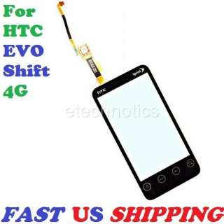 Digitizer Replacement Assembly for Sprint HTC EVO Shift 4G US