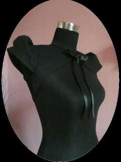 NEU schöner Bolero Rockabilly Jacke zum Kleid