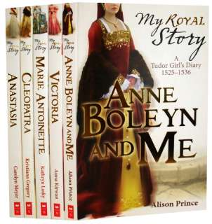 My Royal Story Collection 5 Books Set New RRP £ 34.95