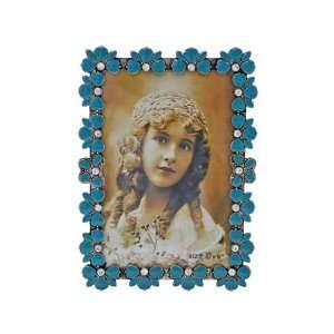 Jewelry Frame   Blue Jewel