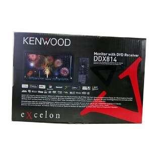 KENWOOD EXCELON DDX 514 DOUBLE DIN DVD RECEIVER DDX514
