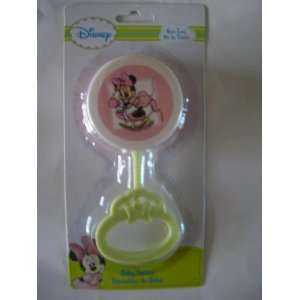 Disney Minnie Mouse Baby Rattle: Toys & Games