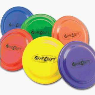 Physical Education Color My Class Discs   9 Flying