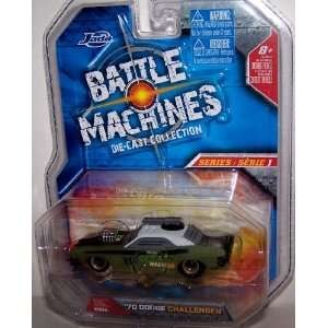 Jada Toys 1/64 Scale Battle Machines Diecast Collection