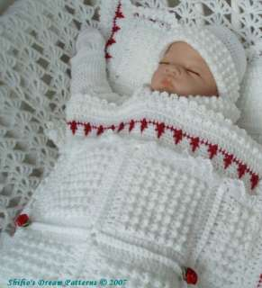 Ravelry: Boys Afghan pattern by Ann V. Gallentine