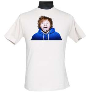 Ed Sheeran T SHIRT SIZE S XL The A team lego house one take ep