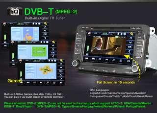 Autoradio Volkswagen Golf Polo GPS DVD TV a Catania    Annunci