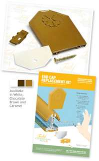ULTRAFRAME END CAP REPLACEMENT KIT Roof Glazing Bar