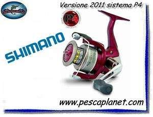 CAT4000FA MULINELLO X CANNA PESCA SHIMANO CATANA 4000FA