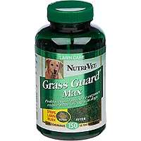 Vet Nutri Vet Grass Guard Max Liver Flavor Dog Lawn Care Supplement