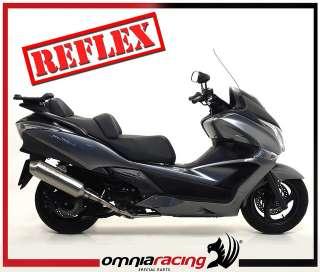Scarico Completo E9 +Kat Arrow Reflex Marmitta Honda SW T 400 SWT400