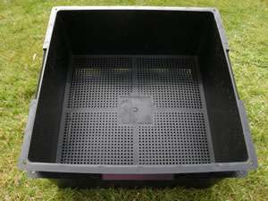 Tray (125 Litre) Complete With 500g Worms, Bedding, Worm Food